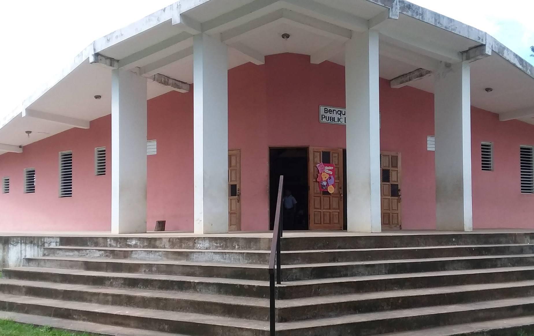 Benque Library photo